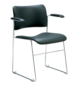 40/4 chair produced by Howe and designed by David Rowland has become