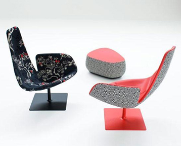 Wkworks Fjord Armchair Relax Option Designed By Patricia