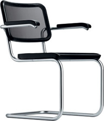Wkworks Thonet S S32 Cantilever Chair S32 Designed By