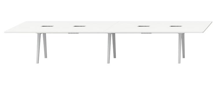 Wkworks Vitra S Joyn Table Designed By Ronan And Erwan