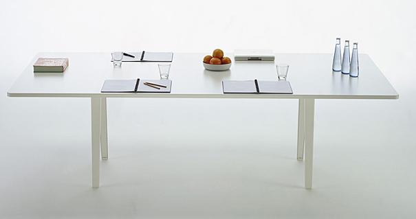 wkworks vitra 39 s joyn table designed by ronan and erwan. Black Bedroom Furniture Sets. Home Design Ideas
