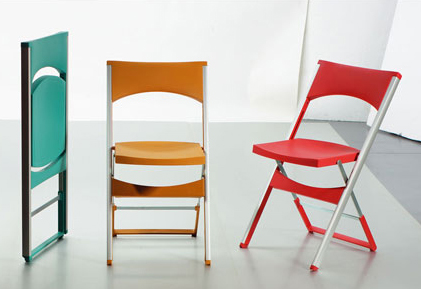WKworks   Compact Folding Chair By Gaber