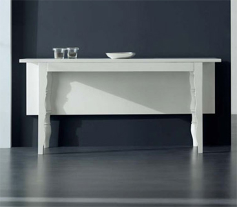WKworks ITF Design Verso dining and console table